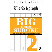 The Telegraph Big Book of Sudoku 2