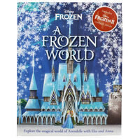 Disney Frozen 2 A Frozen World