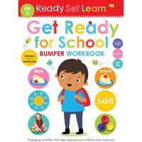 Get Ready For School Workbook: Age 3+