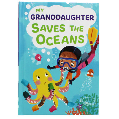 My Granddaughter Saves The Oceans image number 1