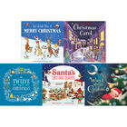 We Wish You A Merry Christmas: 10 Kids Picture Books Bundle image number 2