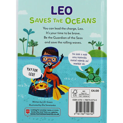 Leo Saves The Oceans image number 2