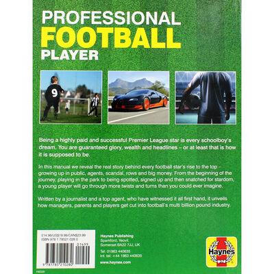 Haynes Professional Football Player image number 3