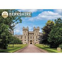 Berkshire 2020 A4 Wall Calendar