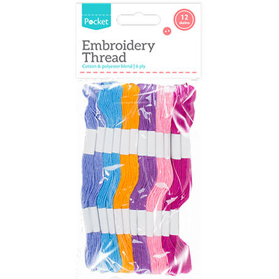 Embroidery Thread - Assorted image number 3