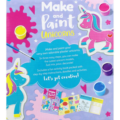 Make and Paint Unicorns image number 4
