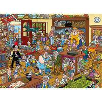 Wasgij Destiny 20: The Toy Shop 1000 Piece Jigsaw Puzzle