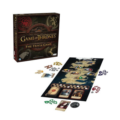 Game of Thrones The Trivia Game image number 2