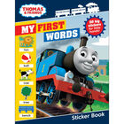 Thomas & Friends: My First Words Sticker Book image number 1