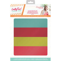Sara Signature Crafty Fun A4 Luxury Matt Mirror Card