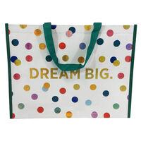 Dream Big Reusable Shopping Bag