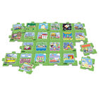 Peppa Pig Tell a Story 24 Piece Giant Floor Jigsaw Puzzle image number 2