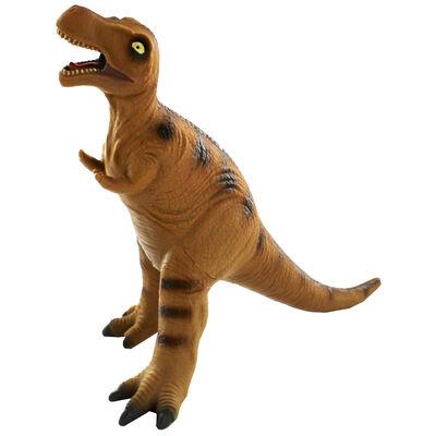 12 Inch Tyrannosaurus Rex Soft Dinosaur Figure image number 1
