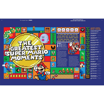 The Complete Book of Mario image number 4