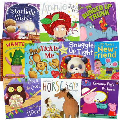 Magical Animal Stories: 10 Kids Picture Books Bundle image number 1