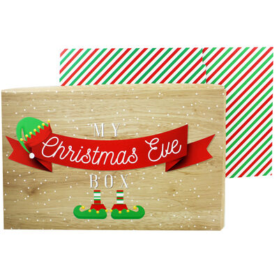 Elf Fold Up Christmas Eve Box image number 2