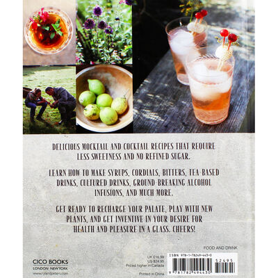 Wild Mocktails and Healthy Cocktails image number 3