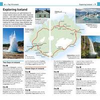 DK Eyewitness Top 10: Iceland