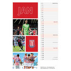 The Official Stoke City Football Club 2020 Calendar image number 2