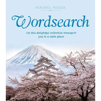 Peaceful Puzzles: Wordsearch image number 1