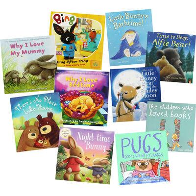 Bedtime Bunny - 10 Kids Picture Books Bundle image number 1