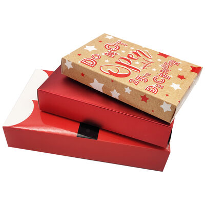 Assorted Foldable Gift Boxes: Pack of 3 image number 2