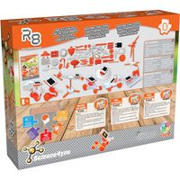 Science 4 You - R8 Super Solar-Robot 8
