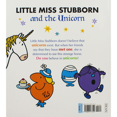 Little Miss Stubborn and the Unicorn image number 2