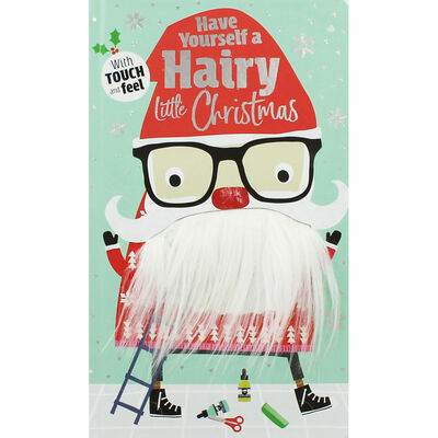 Have Yourself A Hairy Little Christmas image number 1