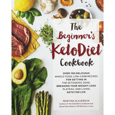 The Beginner's Keto Diet Cookbook image number 1