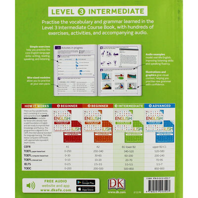 English for Everyone: Practice Book Level 3 Intermediate image number 3