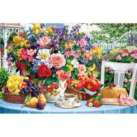 Summer Flowers 1000 Piece Jigsaw Puzzle
