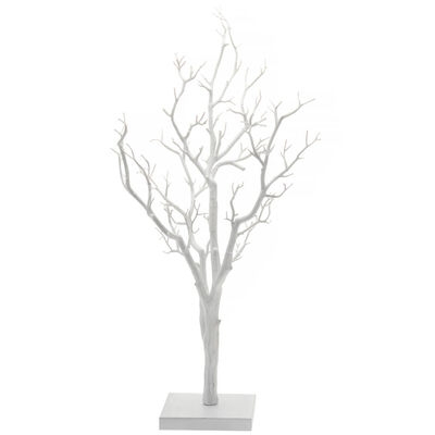 White Tree Decoration - 76cm image number 1