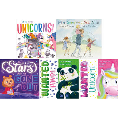 Read to Me: 10 Kids Picture Books Bundle image number 2
