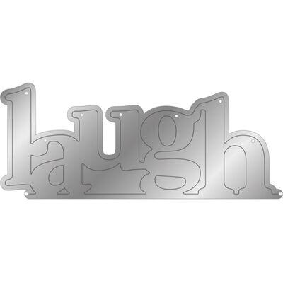 Gemini Stamp and Metal Die Set - Laugh image number 2