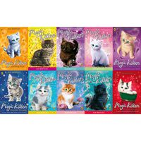 Magic Kitten: 10 Book Collection