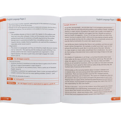 AQA GCSE Grade Booster: English Language & Literature image number 2