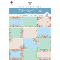 A Countryside Story Insert Collection - Pink Floral