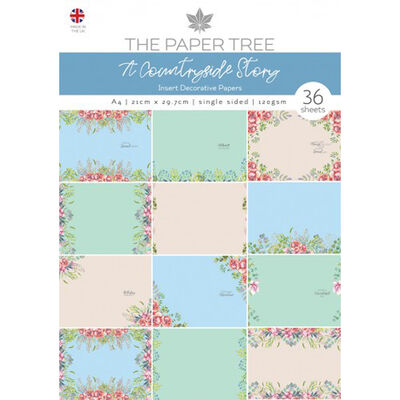 A Countryside Story Insert Collection - Pink Floral image number 1