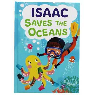 Isaac Saves The Oceans image number 1