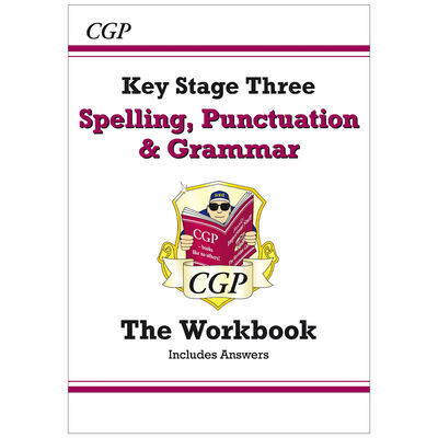 KS3 Spelling, Punctuation and Grammar: The Workbook image number 1