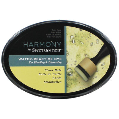 Spectrum Noir Harmony Water Reactive Ink Pad Straw Bale 709650822559