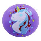 Purple Unicorn Sticky Stretch Ball image number 2