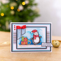 Acrylic Stamp Set: A Gift from Me to You