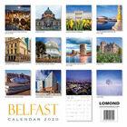 Belfast 2020 Square Calendar image number 2