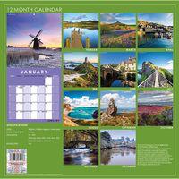 2021 Calendar: Scenic Britain