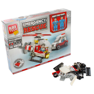 Block Tech Emergency Rescue Set image number 3