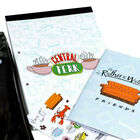 Friends Bumper Paper Pack Stationery Set image number 2