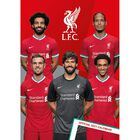 The Official Liverpool 2021 Calendar image number 1