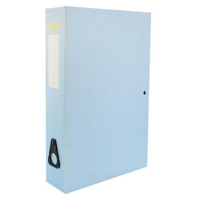 Pastel Blue Box File image number 1